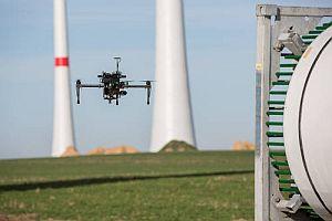Lufthansa ще осигурява дронове за инспекция на турбините на Nordex