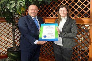Енерго-Про Енергийни услуги доставя зелена енергия на хотел Park Inn в София
