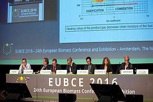 Конференция и изложение за биомаса EUBCE 2017