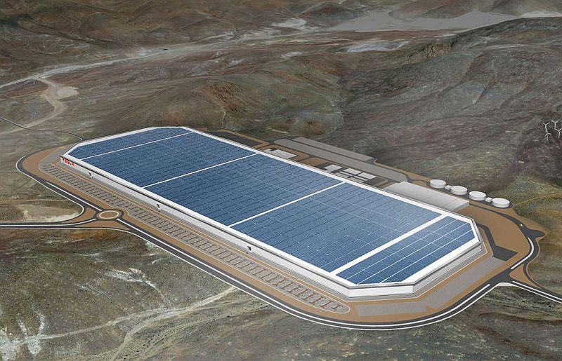 Panasonic и Tesla започнаха съвместното производство на батерии