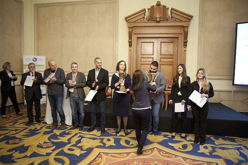 АБЕА награди ВЕИ Шампионите за 2016