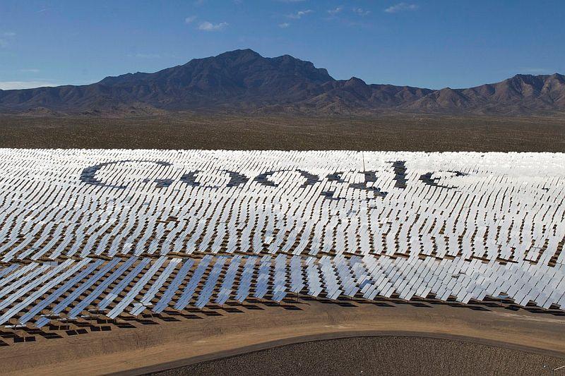 От 2017 г. Google ще използва само възобновяема енергия