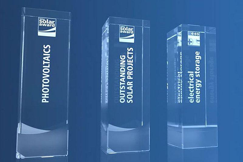 Intersolar Award ще бъдат раздадени за десети път