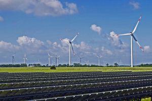 Почти 100% от електроенергията в Германия се генерира от ВЕИ