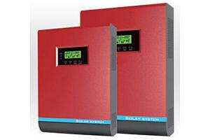 Автономен соларен инвертор с вграден заряден контролер серия РК