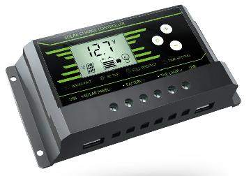 Соларен контролер на заряда Z20
