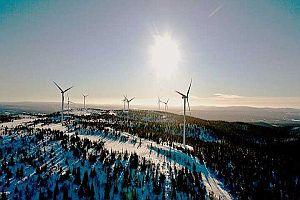 Vestas въвежда нова система против заледяване на турбини
