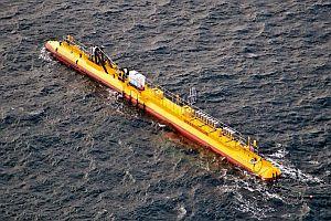 Прототип на плаваща приливна турбина достигна рекордна производителност