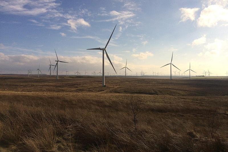 6,1 GW нови вятърни мощности в Европа през първата половина на 2017