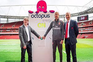 Стадионът на Арсенал вече се захранва изцяло с възобновяема енергия