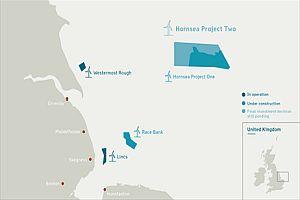 Одобриха проект за изграждане на най-големия офшорен вятърен парк