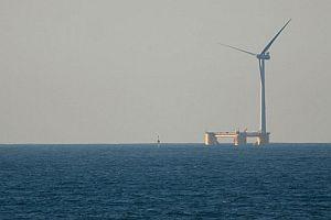 ЕИБ финансира втория в света плаващ вятърен парк