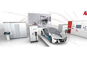 ABB представя зарядната станция за електромобили Terra HP на Hannover Messe