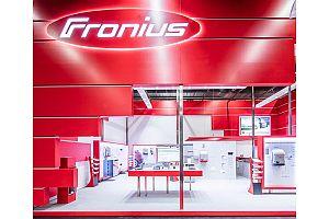 Fronius демонстрира богата гама иновативни решения на Intersolar 2018