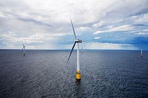 Първият в света плаващ вятърен парк започна работа в Шотландия