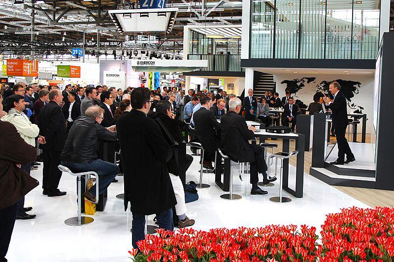 WindEurope изнесе лекция за електромобилността и вятърната енергия на Hannover Messe